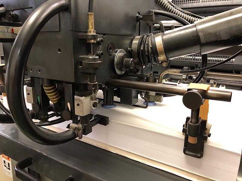 印刷機 予備